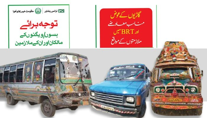 TransPeshawar kicks off enlistment campaign for Peshawar transport industry vehicle owners and their employees
